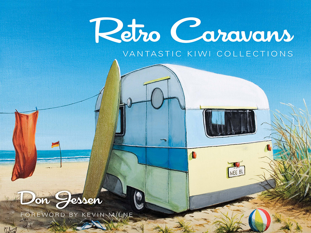 Retro Caravans by Don Jessen