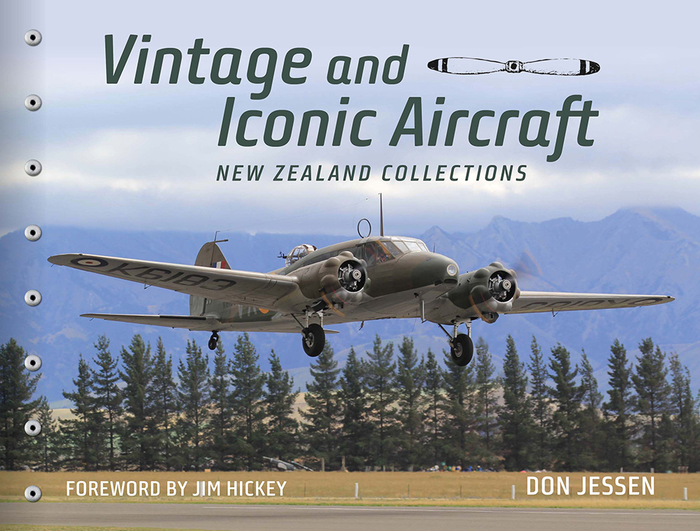 Vintage and Iconic Aircraft by Don Jessen