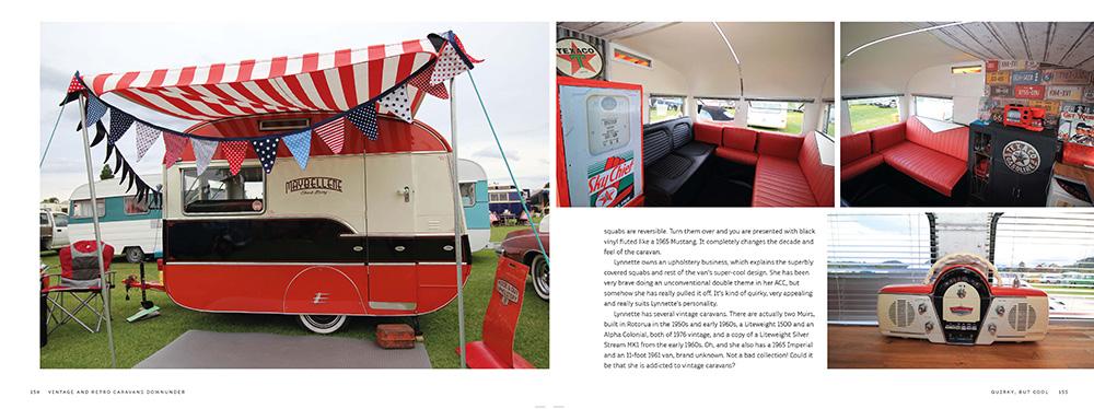 Vintage and Retro Caravans by Don Jessen
